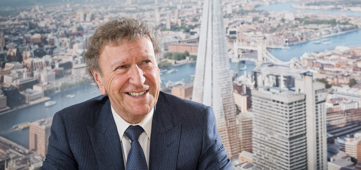 Irvine Sellar owner of The Shard